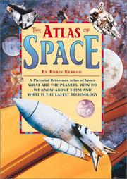 Cover of: Atlas Of Space, The (Copper Beech Atlases)
