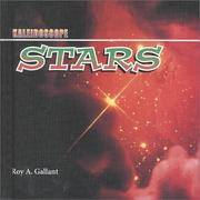 Cover of: Stars (Kaleidoscope: Space) | Roy A. Gallant
