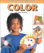 Cover of: Color (Science Experiments)