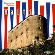 Cover of: Haiti (Discovering Cultures)