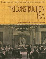 Cover of: The Reconstruction Era (The Drama of African-American History)