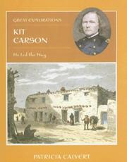 Cover of: Kit Carson