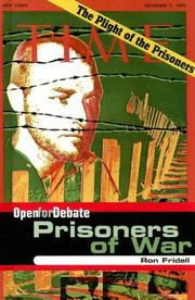 Cover of: Prisoners of War (Open for Debate)