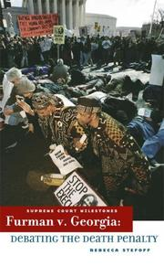 Cover of: Furman v. Georgia