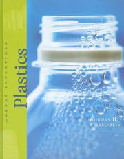 Cover of: Plastics (Great Inventions)