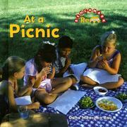Cover of: At a Picnic (Benchmark Rebus) | Dana Meachen Rau