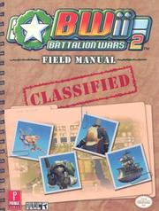 Cover of: Battalion Wars 2: Prima's Authorized Field Manual (Prima Official Game Guides)