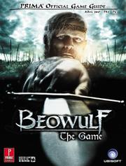 Cover of: Beowulf: Prima Official Game Guide (Prima Official Game Guides) (Prima Official Game Guides)