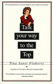 Cover of: Talk your way to the top