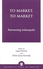 Cover of: To Market, To Market | Ingrid Ritchie