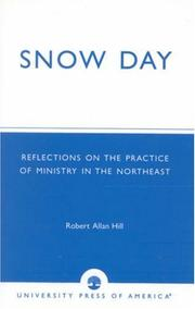 Cover of: Snow Day | Robert Allan Hill
