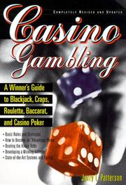 Cover of: Casino Gambling  | Jerry Patterson