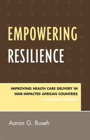 Cover of: Empowering Resilience | Buseh Aaron