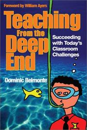 Cover of: Teaching From the Deep End