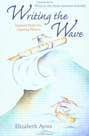 Cover of: Writing the wave