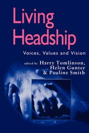 Cover of: Living Headship |