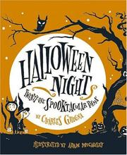 Cover of: Halloween night