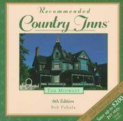 Cover of: Recommended Country Inns The Midwest