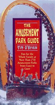Cover of: Amusement Park Guide