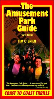 Cover of: The Amusement Park Guide, 4th