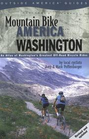 Mountain Bike America: Washington, 2nd by Amy Poffenbarger, Mark Poffenbarger