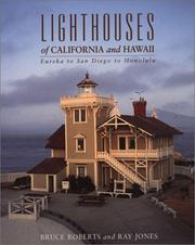 Cover of: Lighthouses of California and Hawaii