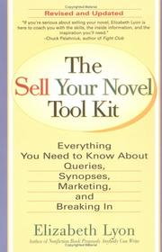Cover of: The sell your novel tool kit