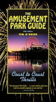 Cover of: The Amusement Park Guide, 5th