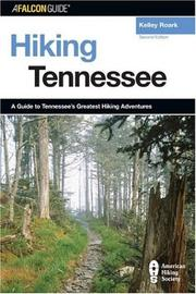 Cover of: Hiking Tennessee, 2nd