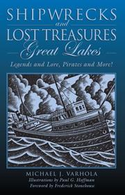 Cover of: Shipwrecks and Lost Treasures: Great Lakes: Legends and Lore, Pirates and More!