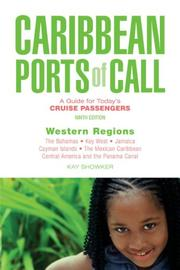 Cover of: Caribbean Ports of Call: Western Region, 9th: A Guide for Today
