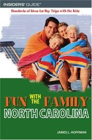 Cover of: Fun with the Family North Carolina, 6th | James L. Hoffman