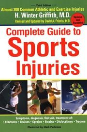 Cover of: Complete guide to sports injuries
