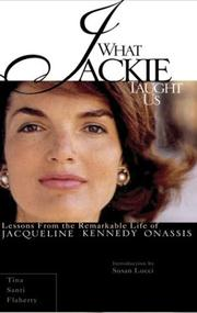 Cover of: What Jackie Taught Us
