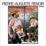 Cover of: Pierre-Auguste Renoir 2002 Wall Calendar