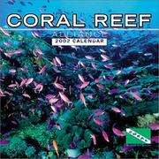 Cover of: Coral Reef 2002 Wall Calendar |