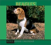Cover of: Beagles 2002 Boxed Calendar |