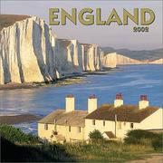 Cover of: England 2002 Wall Calendar |