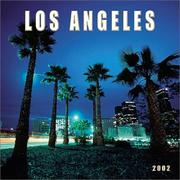 Cover of: Los Angeles 2002 Wall Calendar |