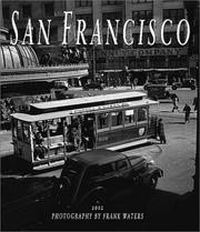 Cover of: San Francisco Black & White 2002 Deluxe Wall Calendar | George L., Jr. Waters