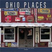 Cover of: Ohio Places 2002 Wall Calendar
