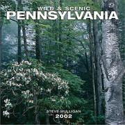 Cover of: Wild & Scenic Pennsylvania 2002 Wall Calendar