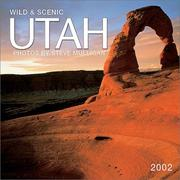 Cover of: Wild & Scenic Utah 2002 Wall Calendar
