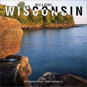 Cover of: Wild & Scenic Wisconsin 2002 Wall Calendar | Terry Donnelly