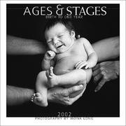 Cover of: Ages & Stages | Mona Long