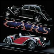 Cover of: Classic Cars 2002 Wall Calendar