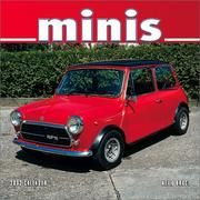 Cover of: Minis 2002 Wall Calendar