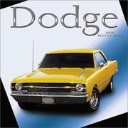 Cover of: Dodge 2002 Wall Calendar