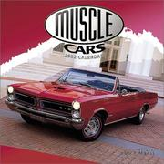 Cover of: Muscle Cars 2002 Wall Calendar