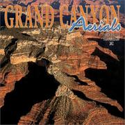 Cover of: Grand Canyon Aerials 2002 Wall Calendar